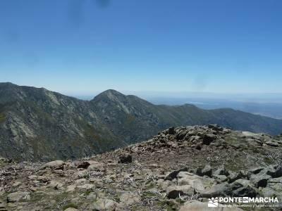 La Mira - Los Galayos (Gredos);viajes enero viajes en febrero senderismo sierra madrid